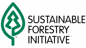 Sustainable Forestry Initiative Emblem or Logo