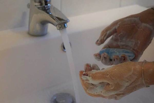 California Department of Food and Agriculture recommends frequent hand-washing.